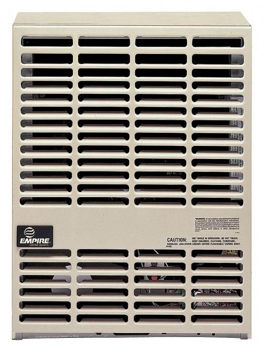 Dv215 Empire Direct Vent Heater