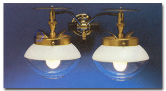 Falk 2705 Indoor Gas Light