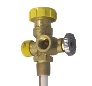 Rego 8555d Multivalve With 11 6 Dip Tube
