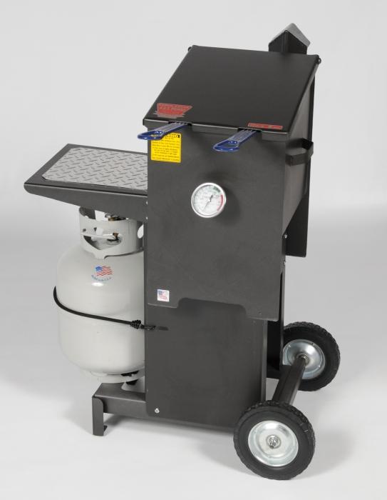 R&V Works Cajun Fryer 6 Gallon Outdoor Deep Fryer FF2S