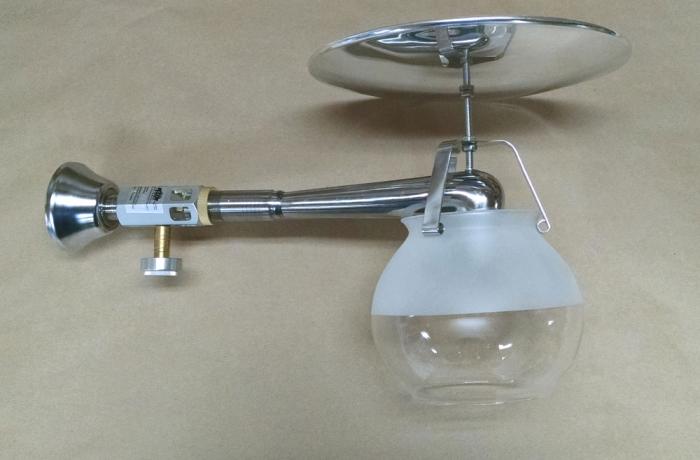 Midstate Model 450 Indoor Propane Gas Light