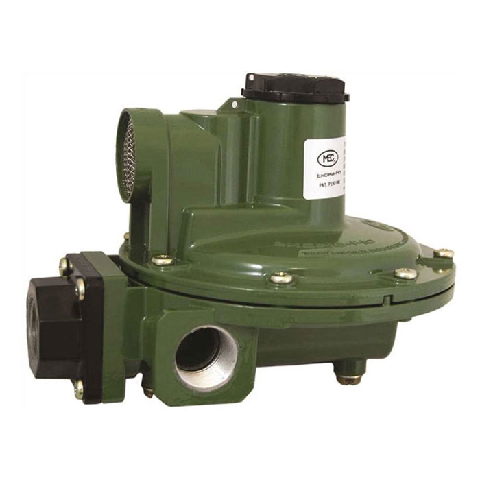 Marshall 1642 Dff Generator Propane Lp Regulator 11 Quot Wc