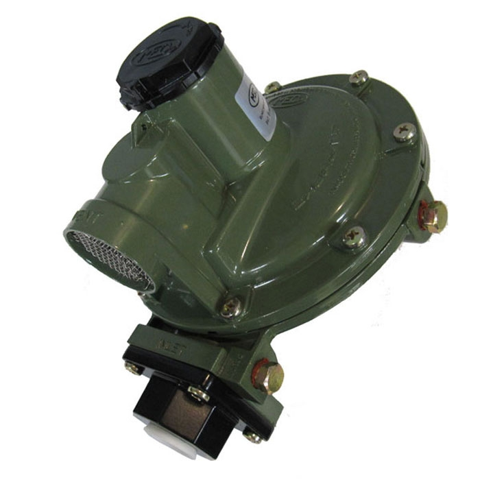 Marshall 1622 Bcf Second Stage Propane Lp Regulator 11 Quot Wc