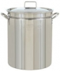Bayou Classic 62QT Stainless Steel Stockpot