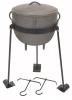 Bayou Classic 4 Gallon Cast Iron Stew Pot